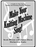 Make Your Knitting Machine Sing for Brother Knitting Machine